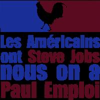 Frankreich hat paul Arbeitsplätze und