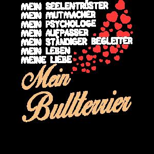 Bullterrier - Mein