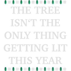 Lit Ugly Sweater