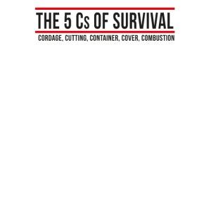 5Cs of Survival Banner