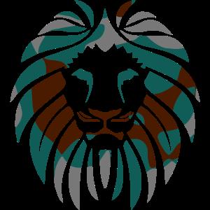 LION / LÖWE CAMO / CAMOUFLAGE