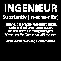 Ingenieur - Substantiv In-sche-niör (weis)