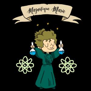 Maginifique Marie