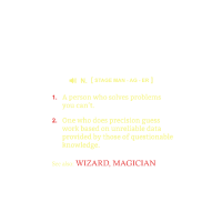 Stage Manager T Shirt Gift