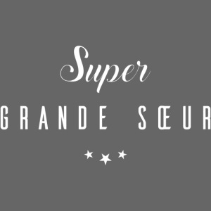 Super Grande-soeur Blanc