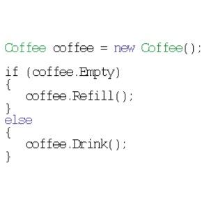Kaffee Design für Programmierer und Coder - css