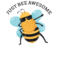 Just Bee Awesome - Dabbing Bee Dab Dance