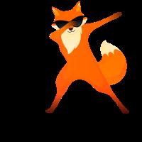 Fox Dabbing - Dab Dance