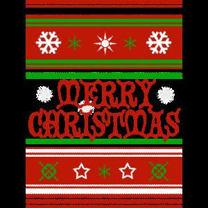 Ugly Christmas Sweater Weihnachten X Mas SWEATER