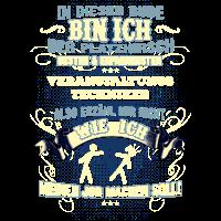 Edles Berufe-Shirt für den Veranstaltungstechniker