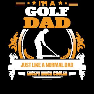 Golf-Vati-Hemd-Geschenk-Idee
