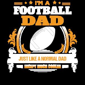 Fußball-Vati-Hemd-Geschenk-Idee