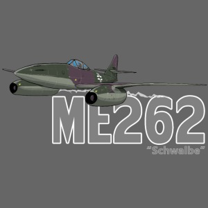 Me 262 Schwalbe (writing)