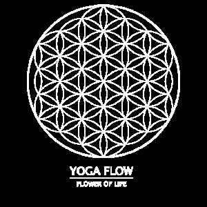 YOGA FLOW - FLOWER OF LIFE