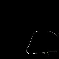 Lebensbaum mit Vogelschwarm