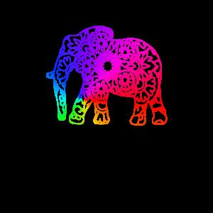 Elefanten machen mich glücklich