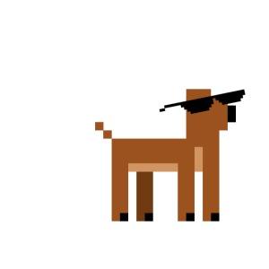 Thug Xmas Deer