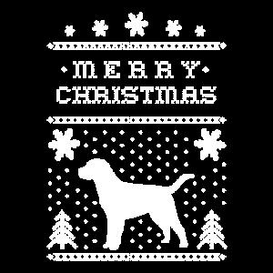 Weihnachten - Christmas - Xmas - Ugly - Hund