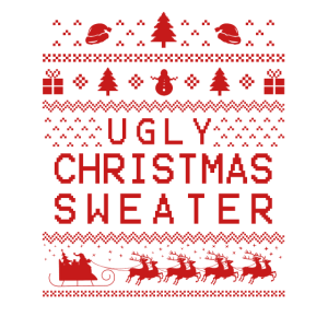 Christmas - Weihnachten - Xmas - Ugly - Sweater
