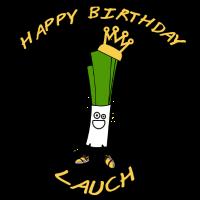 LAUCH HappyBirthday