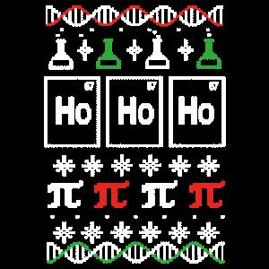 Wissenschaft Weihnachten T-Shirt