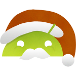 logo noel android
