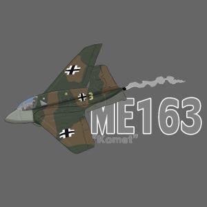 Me 163 Komet (Writing)