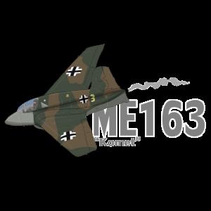 Me 163 Komet (Schreiben)