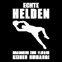 Torwart | Torhüter | Fußball | Echte Helden...