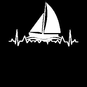 Geschenk für Seefahrer und Bootsfahrer , Sea boat
