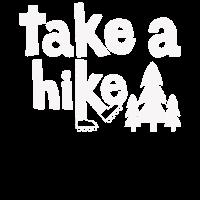 Geschenk wandern , Gift Hike Hiking