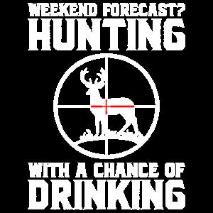Funny Hunting Gift - Lustiges Jäger Motiv