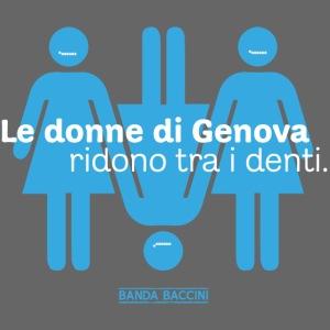 Le donne di Genova.