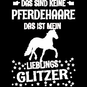 Pferdehaare Glitzer