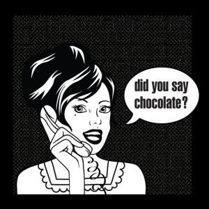 Comics Schokolade
