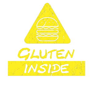 Gluten inside