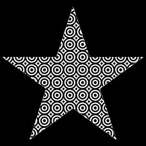 Stern - Jugendstil