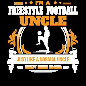 Freistil Fußball Onkel Shirt Geschenkidee