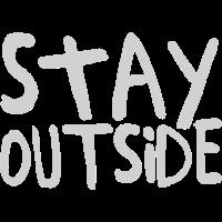 Bleib draußen