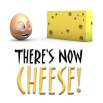Now there's cheese
