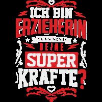 FRAUEN LAeSSIGES SHIRT ERZIEHERIN