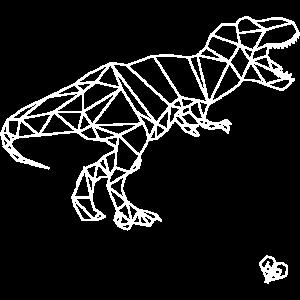 Geometrische T-Rex