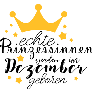 Prinzessin Dezember