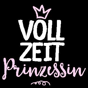 Vollzeit Prinzessin