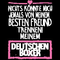 Deutscher Boxer Hund Hunde Geschenk Bester Freund