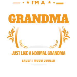 Ghost Hunting Oma Shirt Geschenkidee