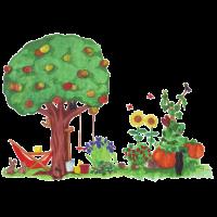 Garten optimiert