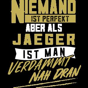 Jäger Jagd jagen Waidmann Jägersmann Geschenk