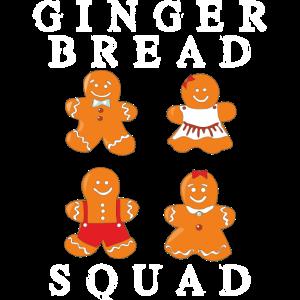 Lebkuchen Familie - Lebkuchen Truppe