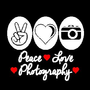 peace love photography